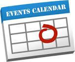 All Events Calendar on the Web Site!