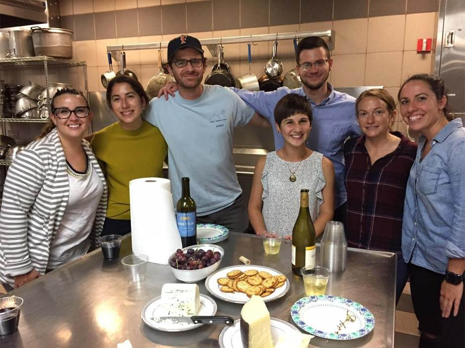 Young Adults Lead Community Kitchen